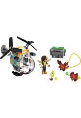 Lego DC Superhero Girls Helicoptero de Bumblebee