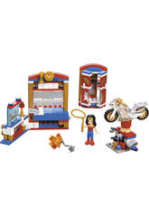 Lego DC Superhero Girls Dormitorio de Wonder Woman