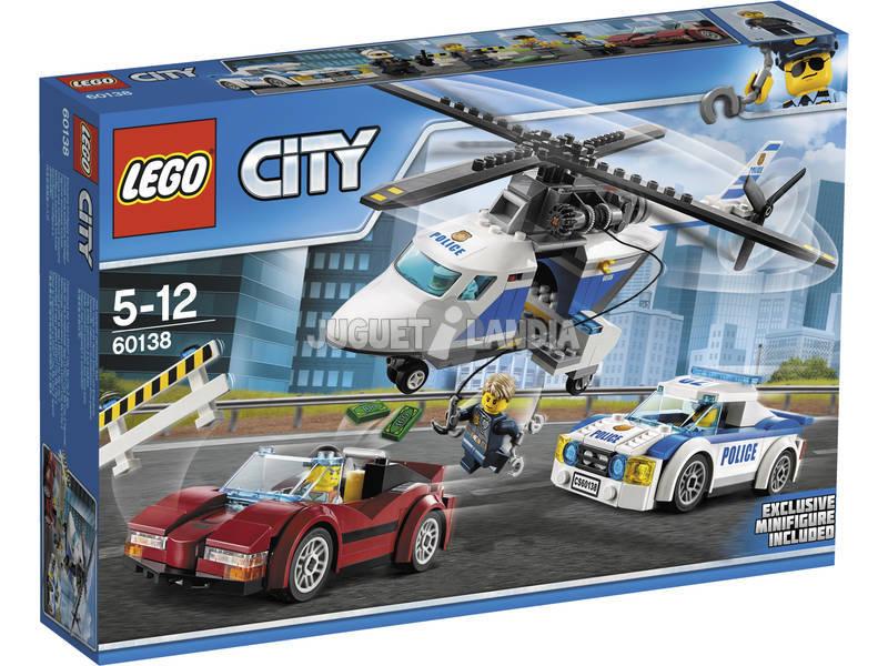 Lego City Persecución por la Autopista 60138