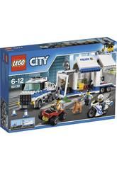 imagen Lego City Centro de Contol Móvil 60139