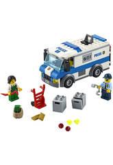 Lego City Transporte de Dinero
