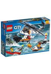Lego City Schwerer Rettungshubschrauber 60166
