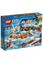 Lego City Cuartel General de los Guardacostas 60167