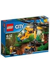 Lego City Jungle Helicoptero de Transporte