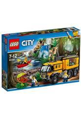 Lego City Jungle Laboratorio Móvil 60160