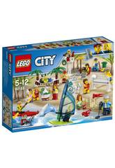 Lego City Pack Figuren Spaß am Strand