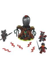 Lego Ninjago Ataque de los Vermiliones