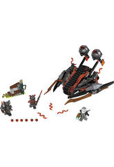 Lego Ninjago Invasion de los Vermilliones