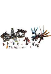 Lego Ninjago Forja del Dragon