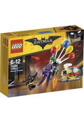 Lego Batman Movie L'Évasion en Ballons du Joker 70900