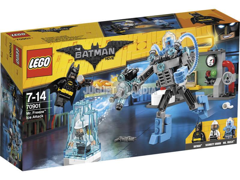 Lego Batman Movie Ataque Gélido de Mr. Freeze 70901