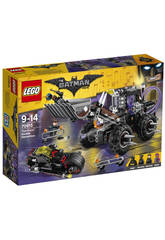 Lego Batman Movie Pelleteuse Double-Face