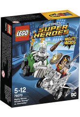 Lego SH Mighty Micros Wonder Woman vs Doomsday