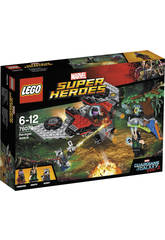 Lego SH L'Attaque du Ravageur