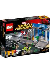 Lego SH Le Braquage de Banque