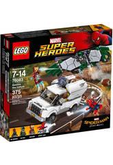 Lego SH La Camionnette de Vulture
