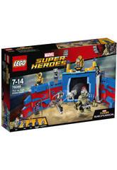 Lego SH Le Combat dans l'arène