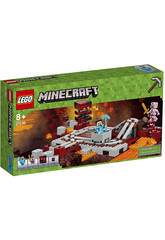 Lego Minecraft Le Train de l'Enfer
