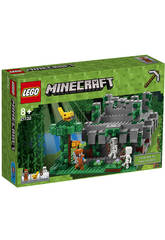 Lego Minecraft Temple de la Jungle