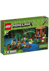 Lego Minecraft Cabaña de la Bruja
