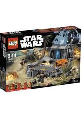 Lego Star Wars Combat sur Scarif