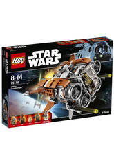 Lego Star Wars Quadjumper De Jakku