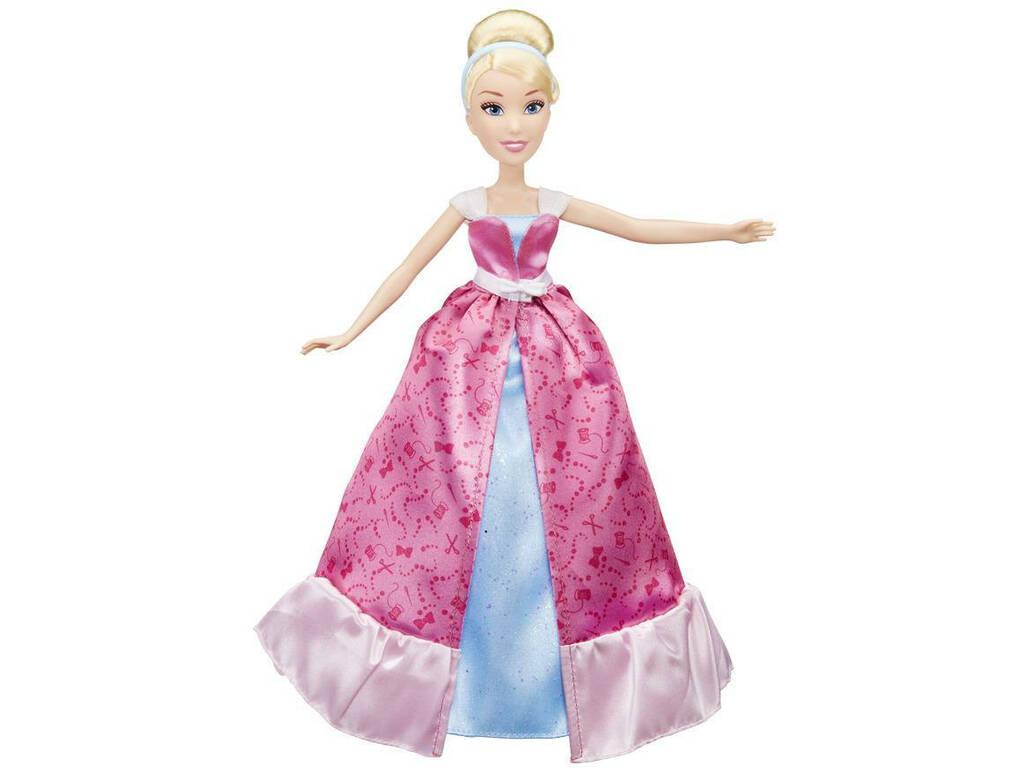 Principessa Disney Cenerentola Trasformazione Magica