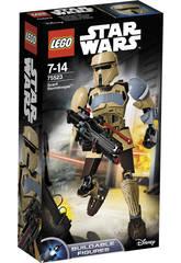 Lego Star Wars StormTrooper de Scari