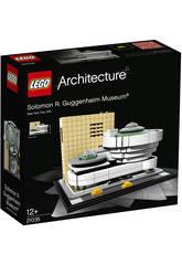 Lego Architecture Musée Solomon R. Guggenheim 21035