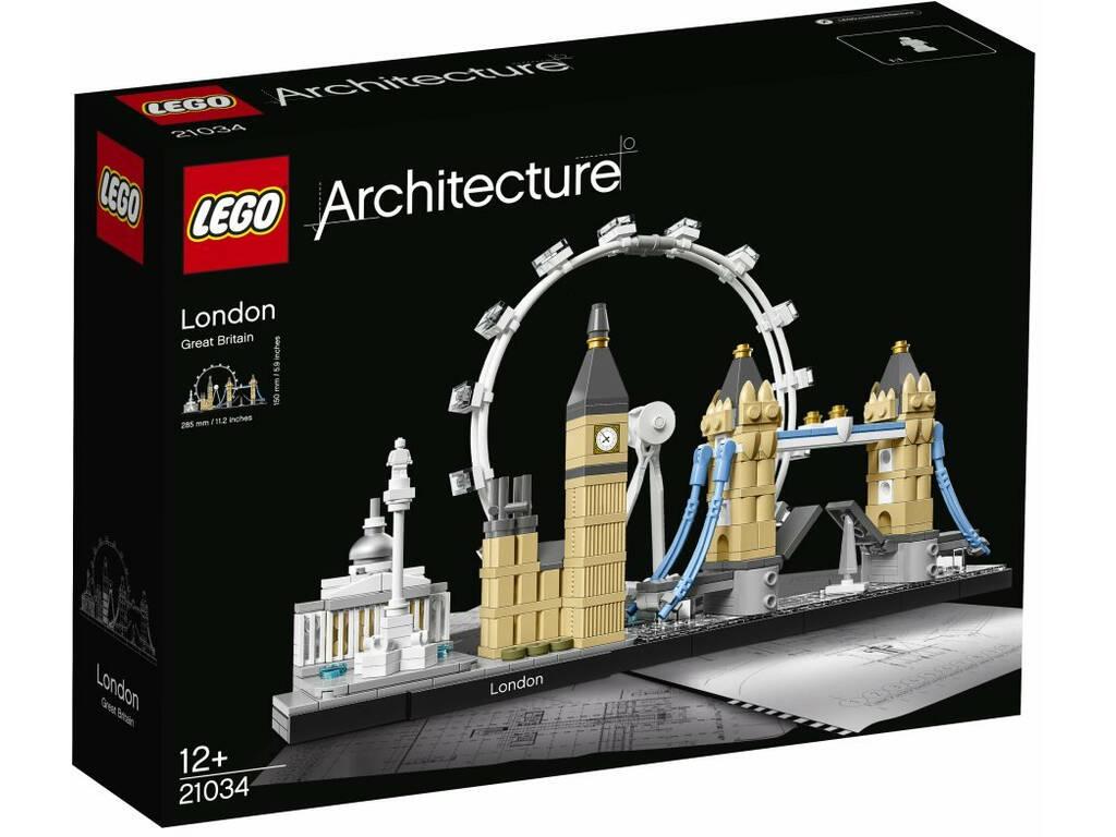 Lego Aquitectura Londres 21034