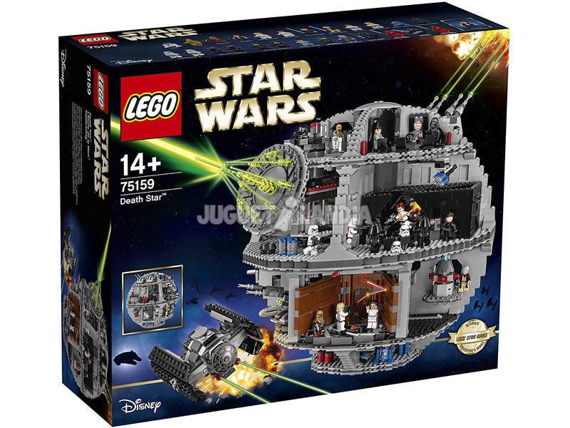 Lego Exclusivas Star Wars Estrella de la Muerte 75159