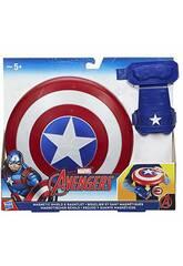 Avengers Capitaine América Bouclier Magnétique