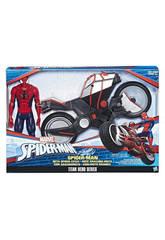 Spiderman Avec Véhicule