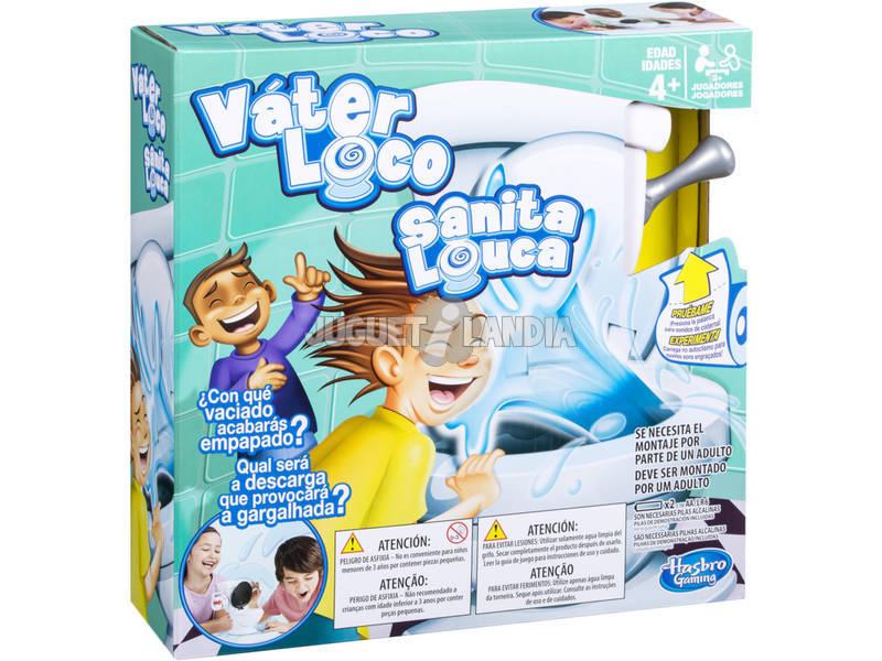 Juego De Mesa Vater Loco Hasbro Gaming C0447 Juguetilandia