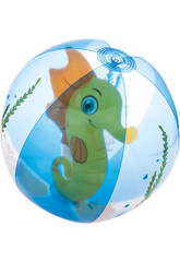 Ballon de Plage 51 cm. Friendly Critter