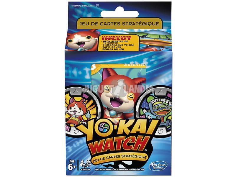 Yokai Watch Pack Introducción. Hasbro B9477105