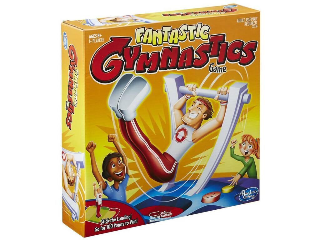 Juego de Mesa Fantastic Gymnastic HASBRO GAMING C0376
