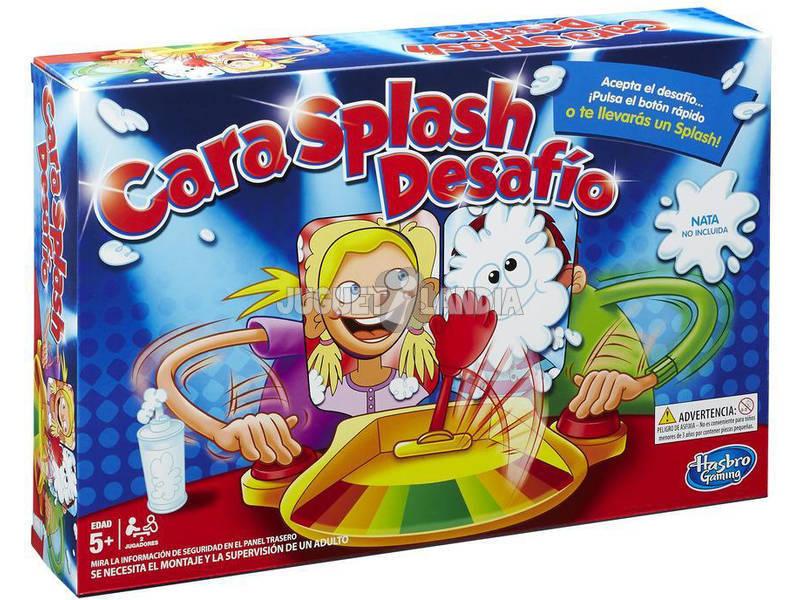 Juego De Mesa Cara Splash Desafio Hasbro Gaming C0193 Juguetilandia