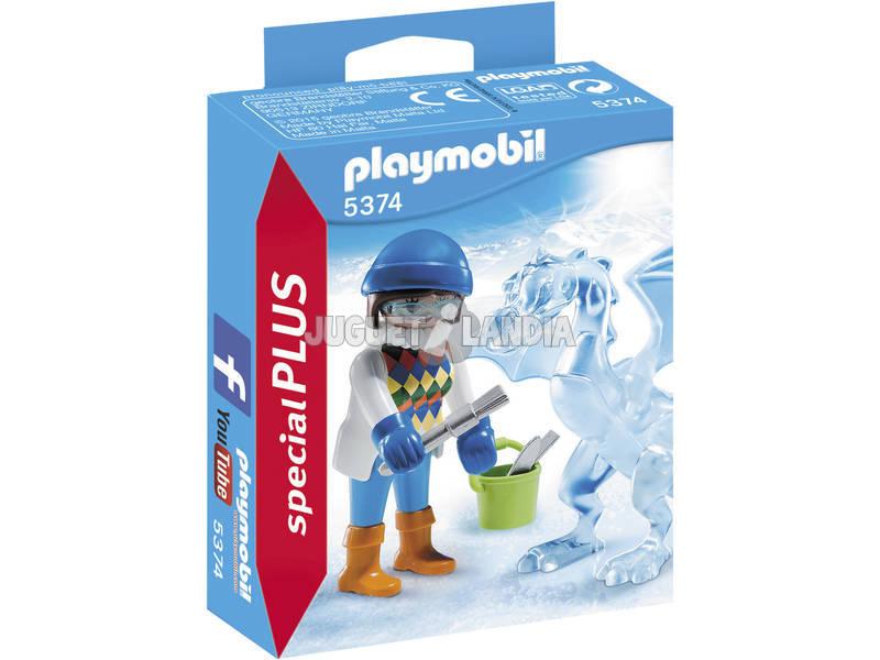 Playmobil Escultora de Hielo 5374
