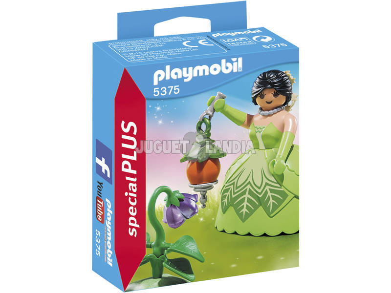 Playmobil Princesa del Bosque 5375