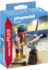 Playmovil Canonnier des pirates 5378