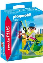 Playmobil Lavavetri Arrampicatore