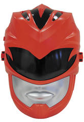 Power Ranger Vermelho Máscara