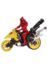 Power Rangers Dino Super Change Dino Stunt Bike