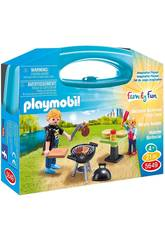 Playmobil Mala Churrasco 5649