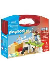 imagen Playmobil Maletín Veterinaria