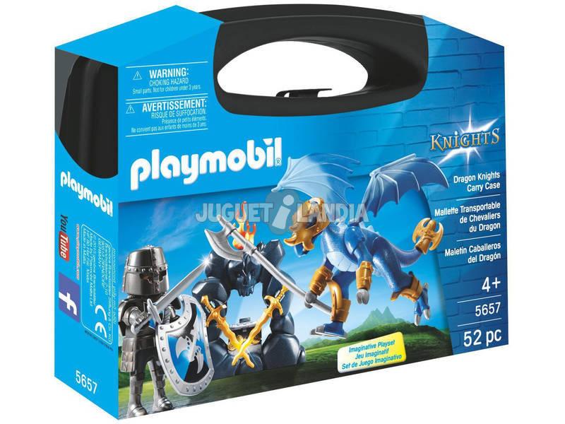 Playmobil Maletín Caballeros 5657