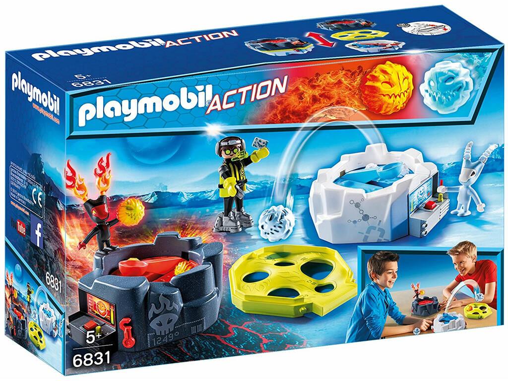 Playmobil Juego Fuego y Hielo 6831
