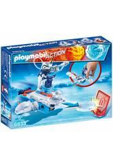 imagen Playmobil Robot de Hielo con Lanzador 6833