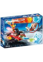 imagen Playmobil Sparky con Lanzador 6834